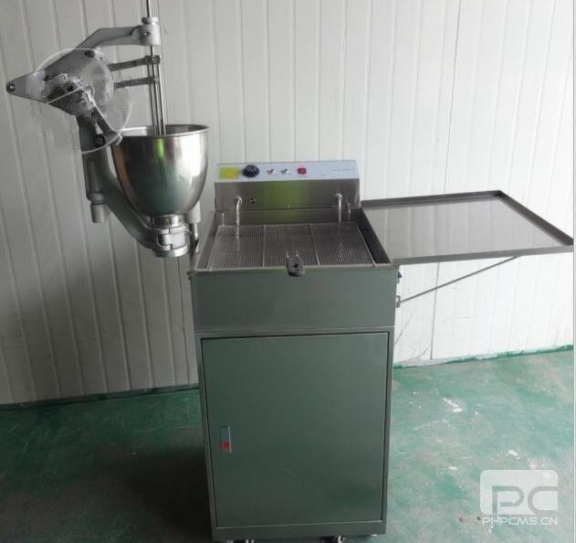 automatic machine donut fryer