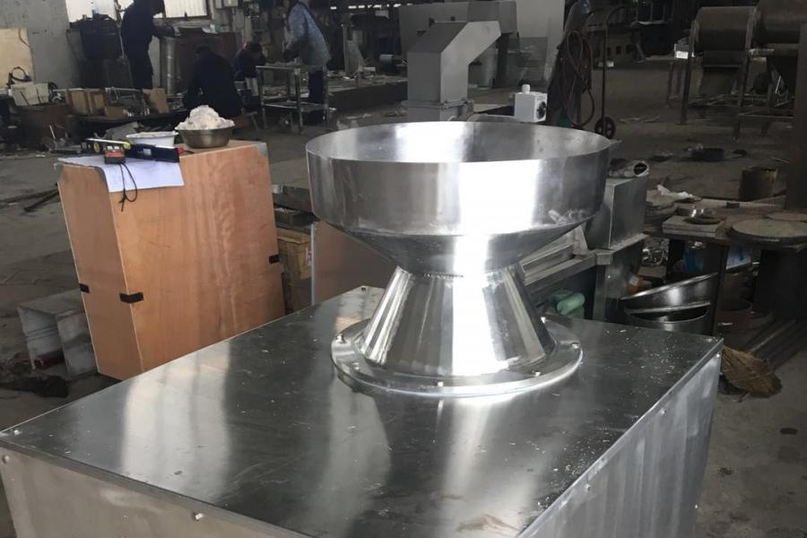 stainless steel coconut meat crusher grating machine