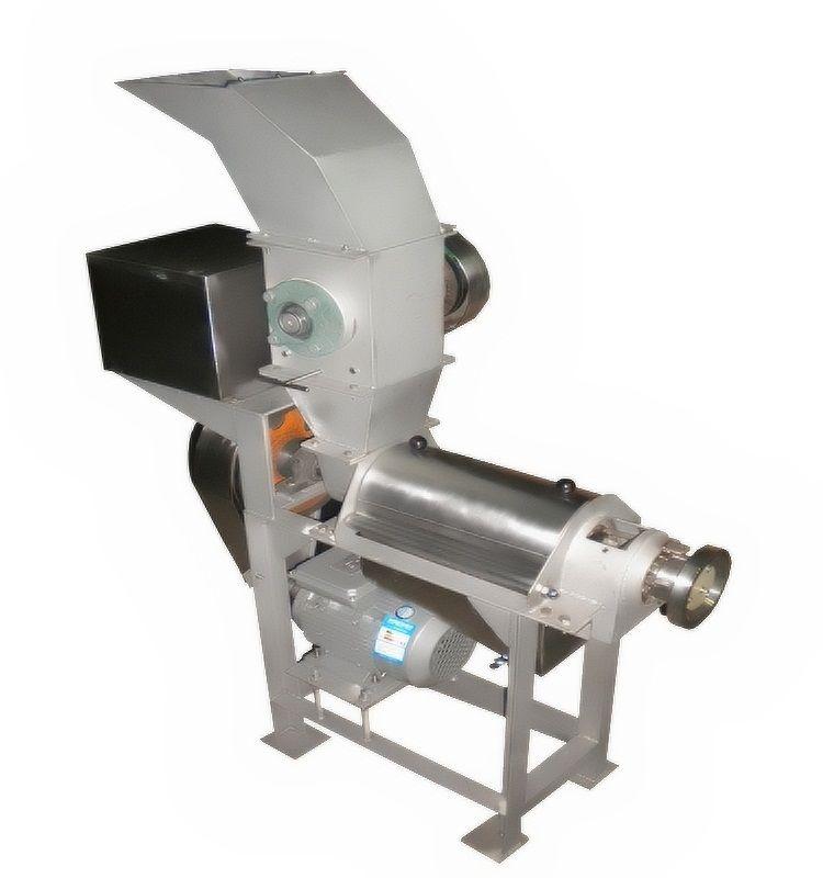 industrial orange juice machine