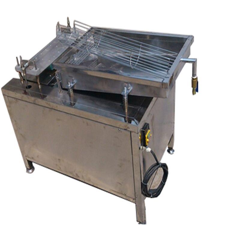 boiled quail egg machine