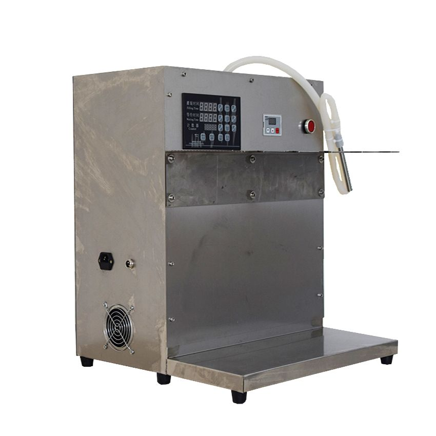 small stand up juice pouch filling machine