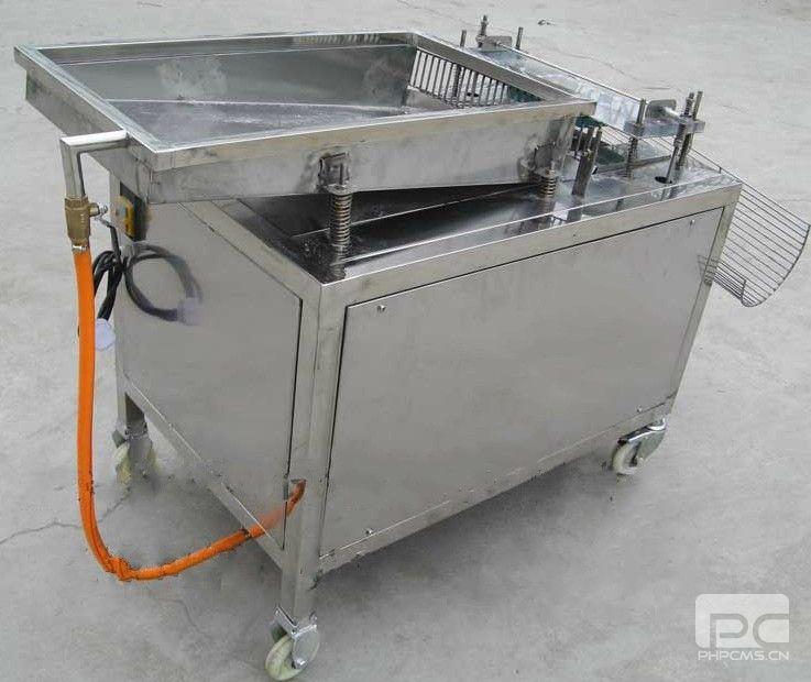 electric automatic quail egg peeling machine