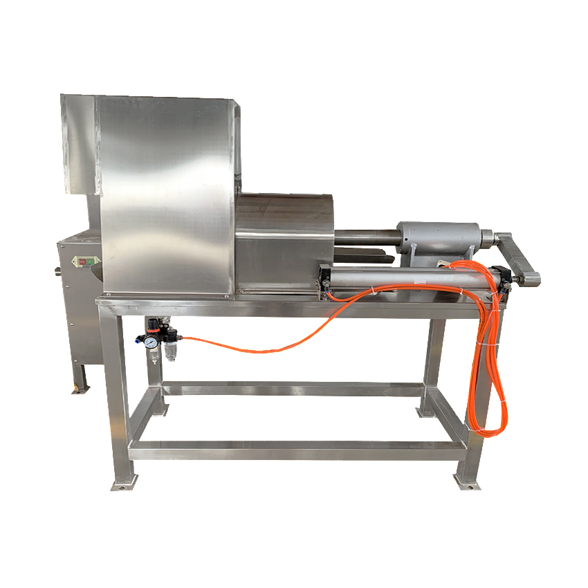 automatic pineapple peeling and coring machines