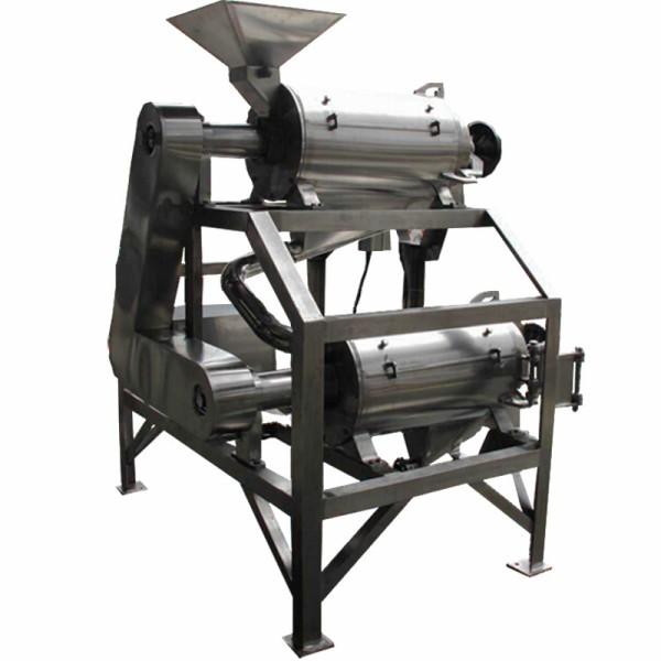 fruit peach seeds kernel separator pulp making machine
