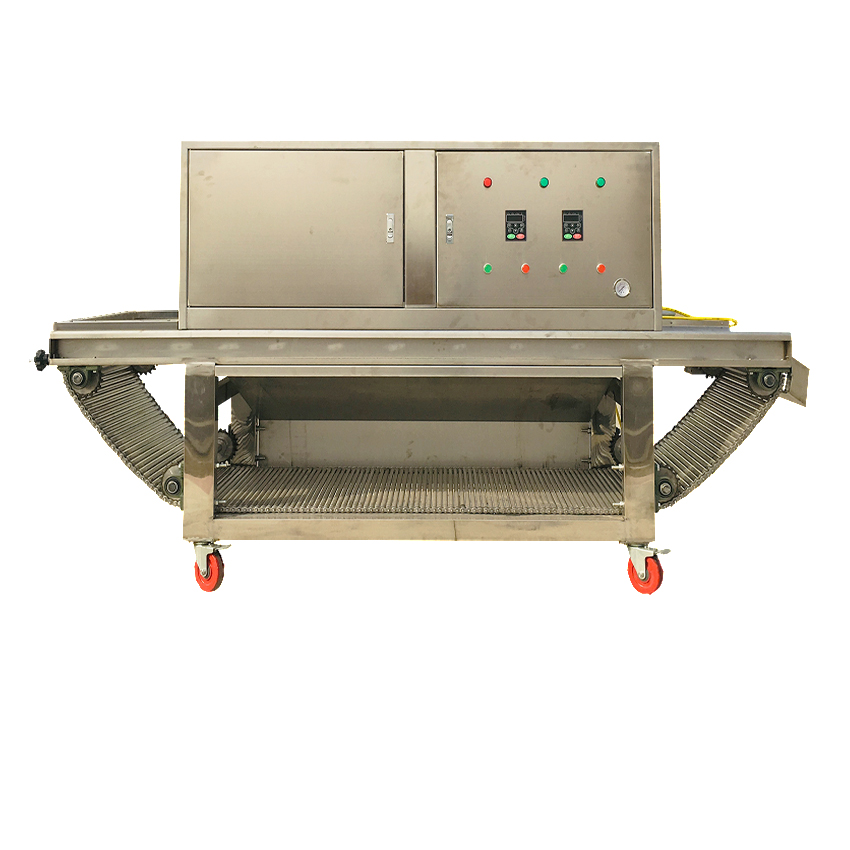 factory price automatic onion skin removing peeler machinery