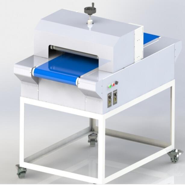 adjustable baking goods cake piece slicer cutter machine