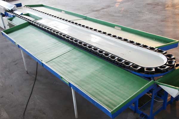 Electronic Weigher Fruit Sorting Machine(TPP-DS2)