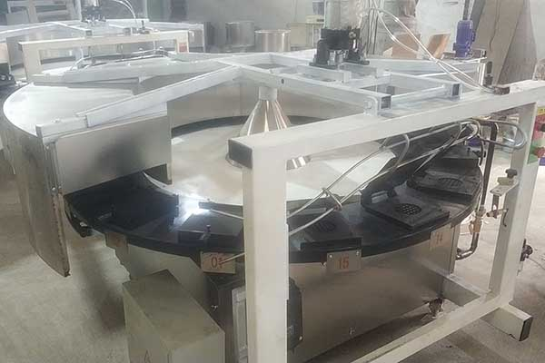 Electric waffle egg roll waffles baking making machine